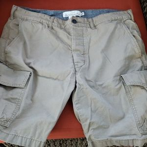 Mens H&M cargo shorts